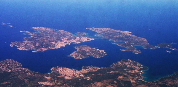 Itinerario a vela Sardegna La Maddalena