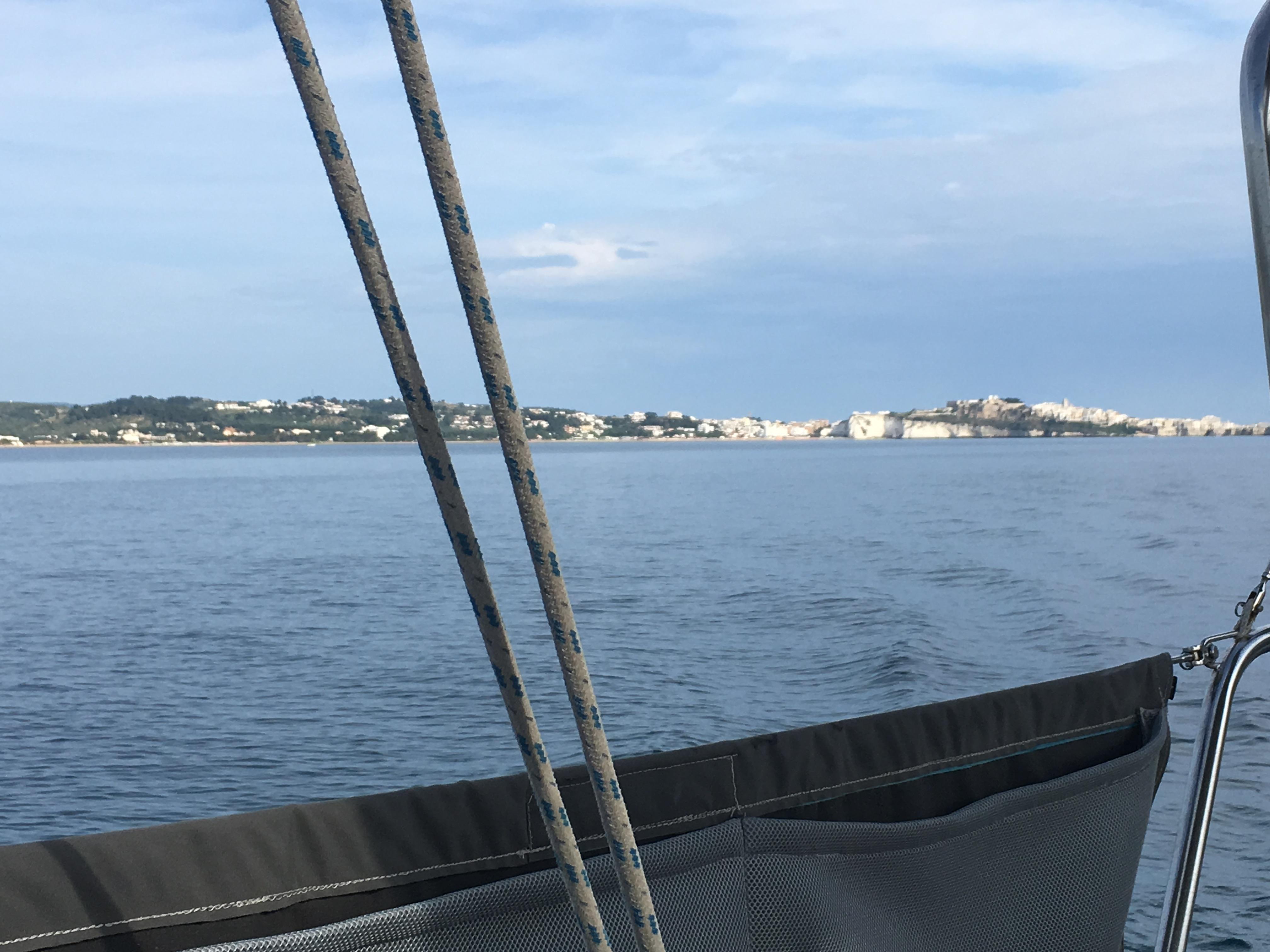 Navigazione d'altura in barca a vela