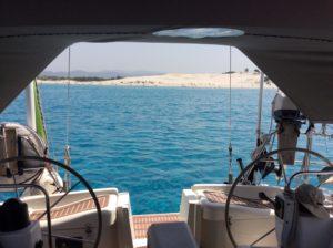 vacanze barca a vela Sardegna sud