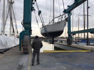 Varo barca a vela Penelope 1